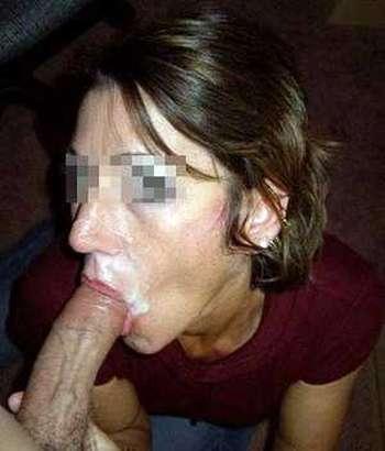 Une jeunette cochonne qui avale le sperme pour une rencontre sexe réelle sur Villeurbanne